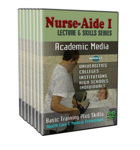 CNA I DVDs Skill and Lectures